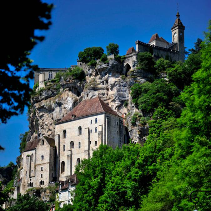 Rocamadour - The Sacred City
